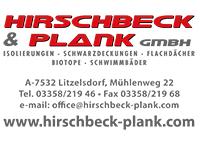 Hirschbeck & Plank